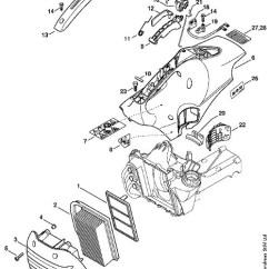 Stihl Fs 85 Trimmer Parts Diagram Lion Life Cycle Manual List Chainsaw Workshop