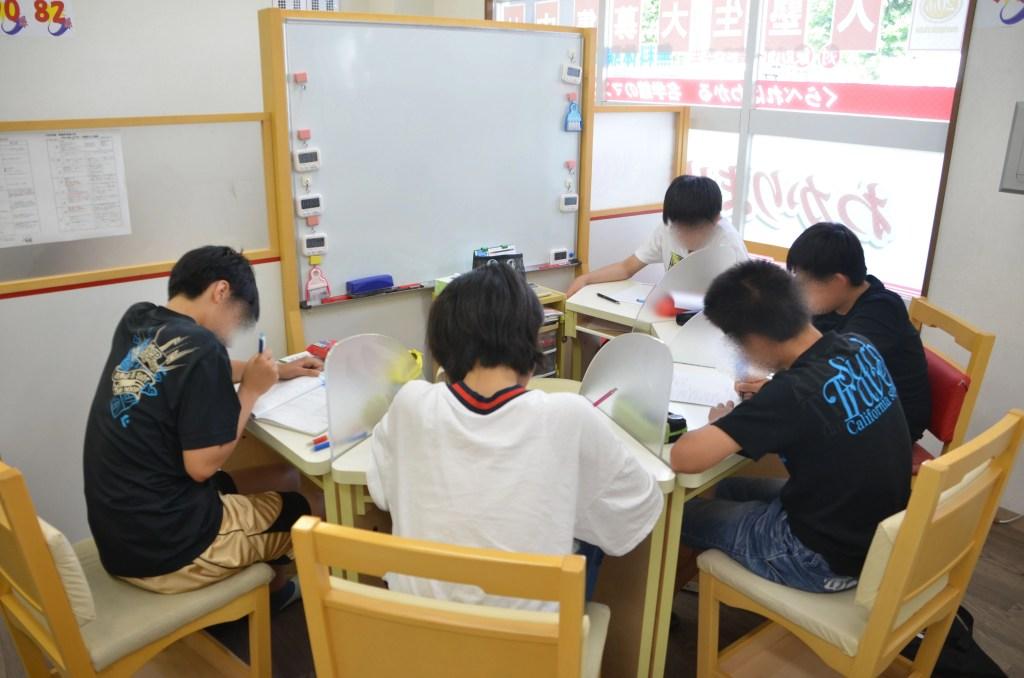 小牧市 個別指導 テスト対策 中学生3