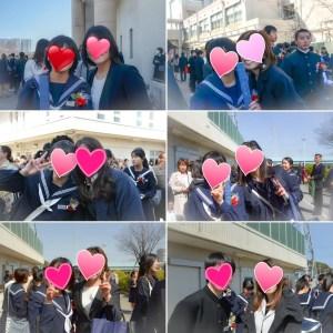 2019-03-05 小牧中学校卒業式