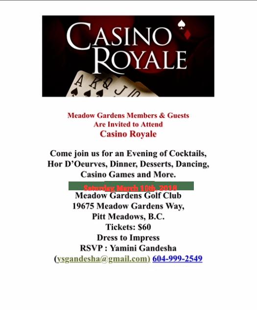 Casino Royale 2018