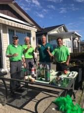 4 Leprechauns ~ 2018 Irish Shamble