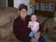 Dad and Taylor