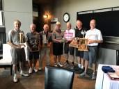 2018 Senior Men's Club winners