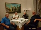 Dinner at the Steakhouse