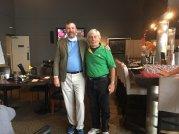 2019 Masters Winners Kris Yardley and Angelo Viani