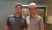 2019 Fall Open Winners Sean Yoon and Marcus Frew
