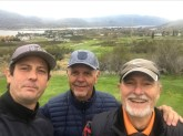 Frew, Tossavainen and Hughes - Osoyoos 2019