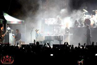 Guns & Roses - India Tour