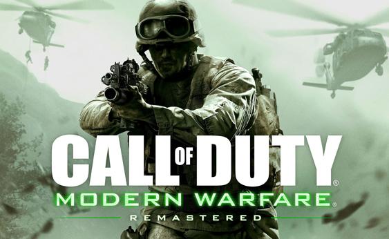 Resultado de imagem para call of duty modern warfare remastered