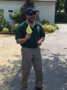 Dan Scott, Associate Director of Gardens and Facilities