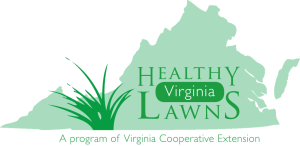 Healthy Virginia Lawns Logo