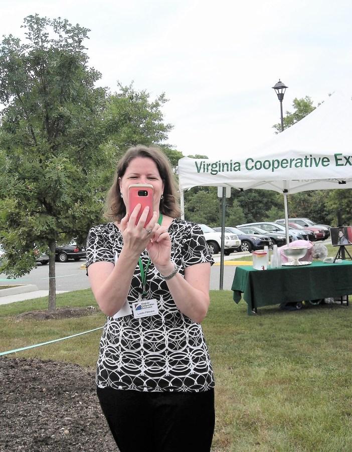 MGNV Coordinator Leslie Fillmore