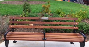 Tribute Bench