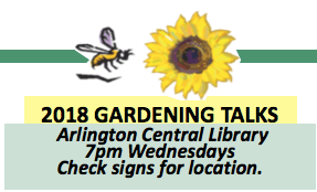 2018 Gardening Talks