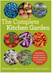 The Complete Kitchen Garden by Ellen Ecker Ogden Book Cover