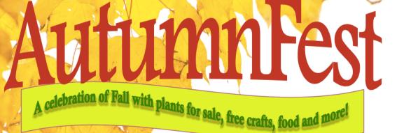 Glencarlyn Autumnfest Logo 2018