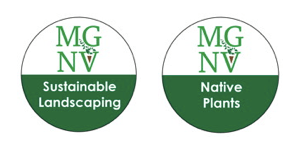 Sustainable Landscaping Native Plants MGNV Logos