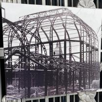 Construction of new conservatory, 1932 (Photo: Architect of the Capitol