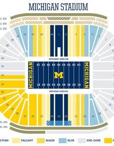 Seating map michigan stadium also football tickets university of rh mgoblue