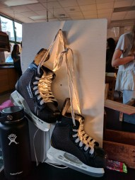 Ice skates (in Georgia?)