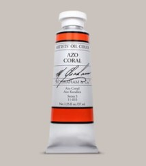 M-Graham-Azo-Coral-Oil-Color