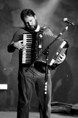 British Accordionist Murray Grainger