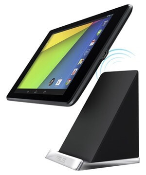 Asus PW100 Qi wireless charging stand for Nexus 7 (2013)