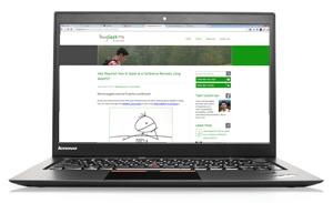 BlogGeekMe-Screenshot