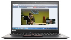 LifeSize WebRTC gateway Laptop
