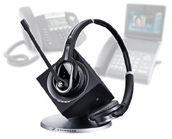 sennheiser-dw-pro2-and-Polycom-phones-250