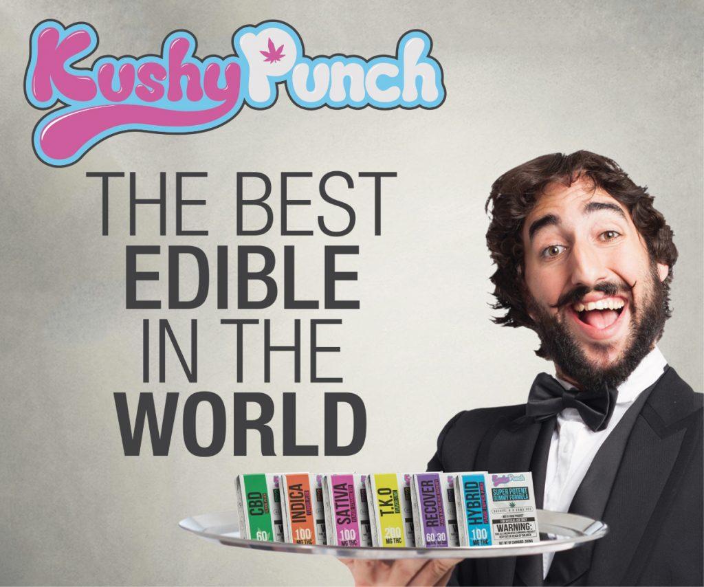 MG | Kushy Punch
