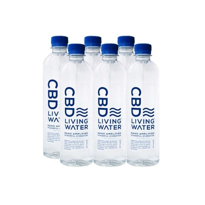 CBD Living Water, Procana, Papa and Barkley, Purified Liquids, pure hemp botanicals, products, marijuana