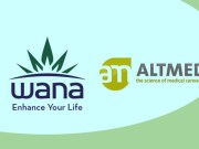 Wana Brands, AltMed, marijuana, news