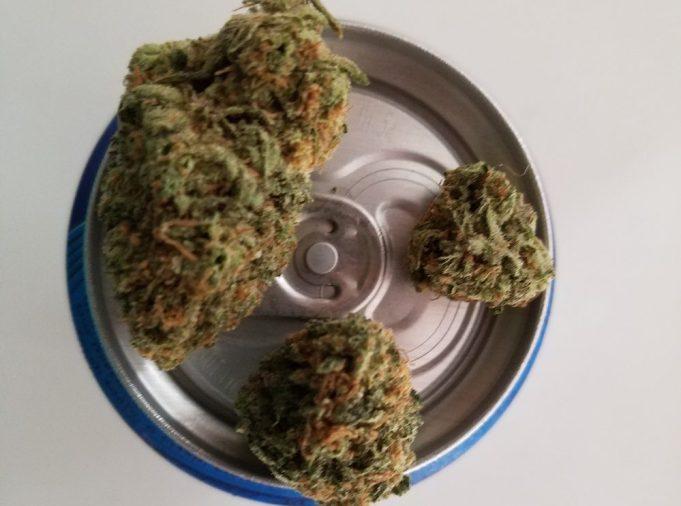 Lagunitas Supercritical Cannabis Beer
