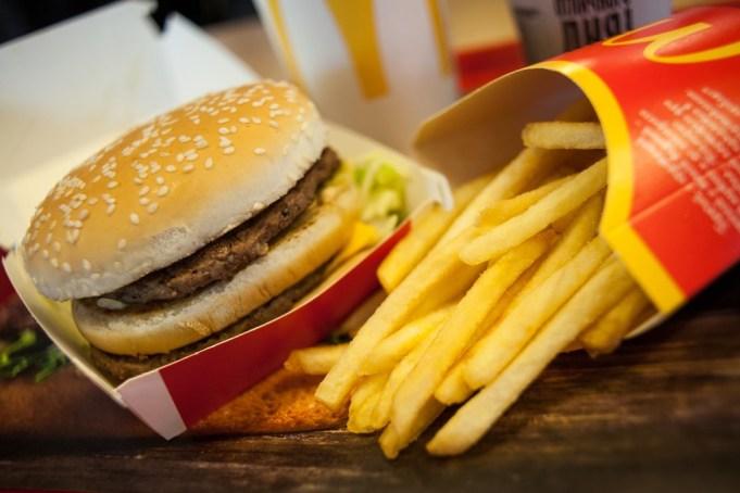 Marijuana Users Prefer McDonald's