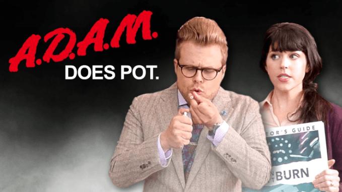 Adam Ruins Everything Marijuana