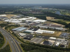 Harvest Park Marijuana Industrial Complex