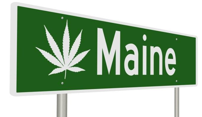 Maine Marijuana Sales Vetoed by Governor LePage