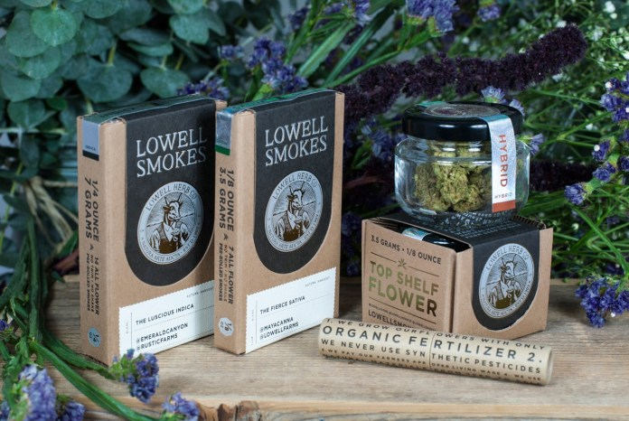 Lowell Herb Co. products