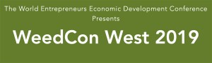 WeedCon west flyer