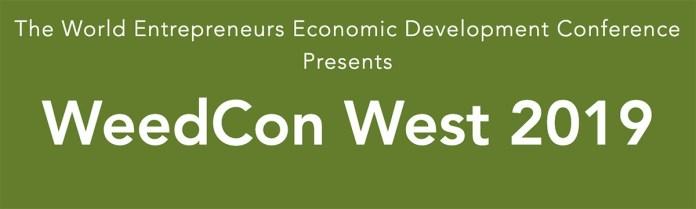 WeedCon west flyer