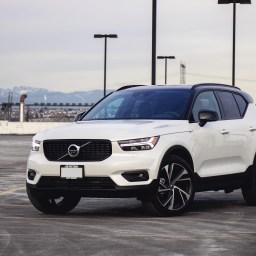2019 Volvo xc40 R-Design-1