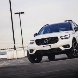 2019 Volvo xc40 R-Design-2