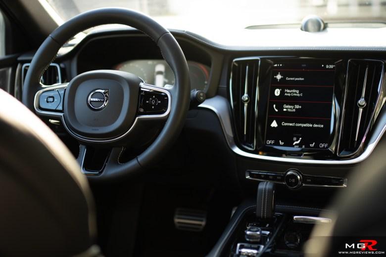 2020 Volvo V60 T8 Polestar Engineered Interior