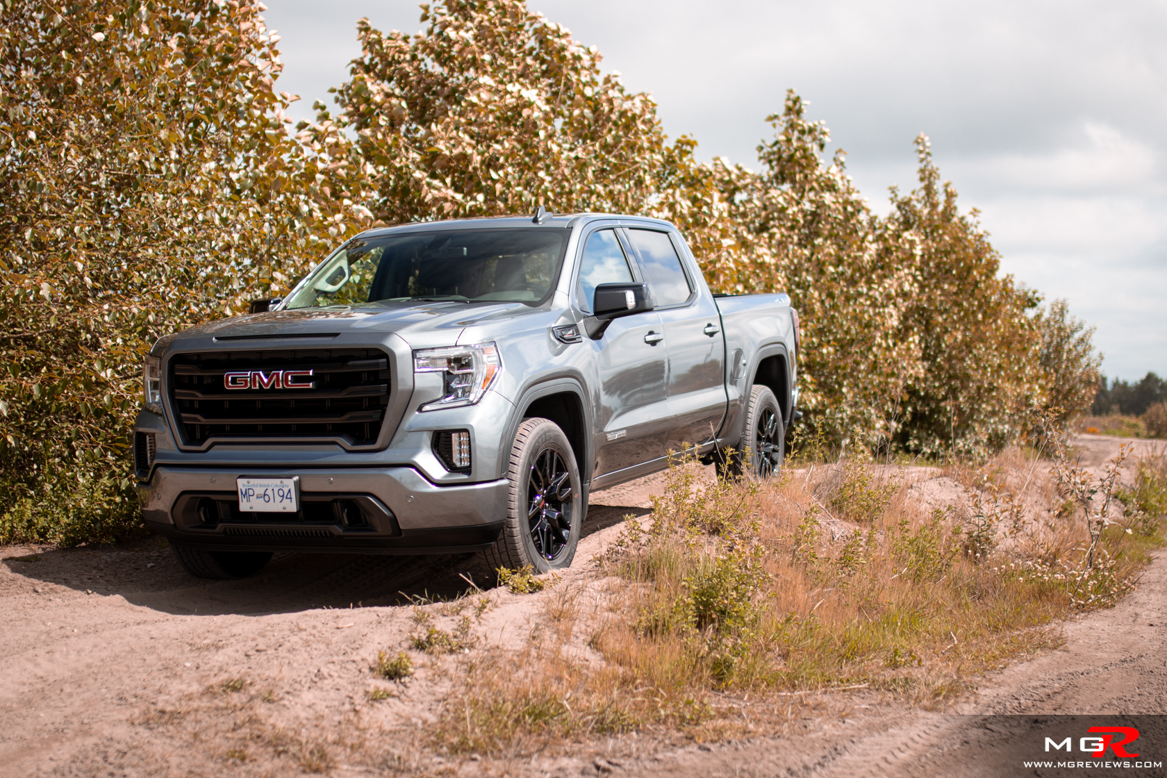 2020 GMC Sierra 1500 off road
