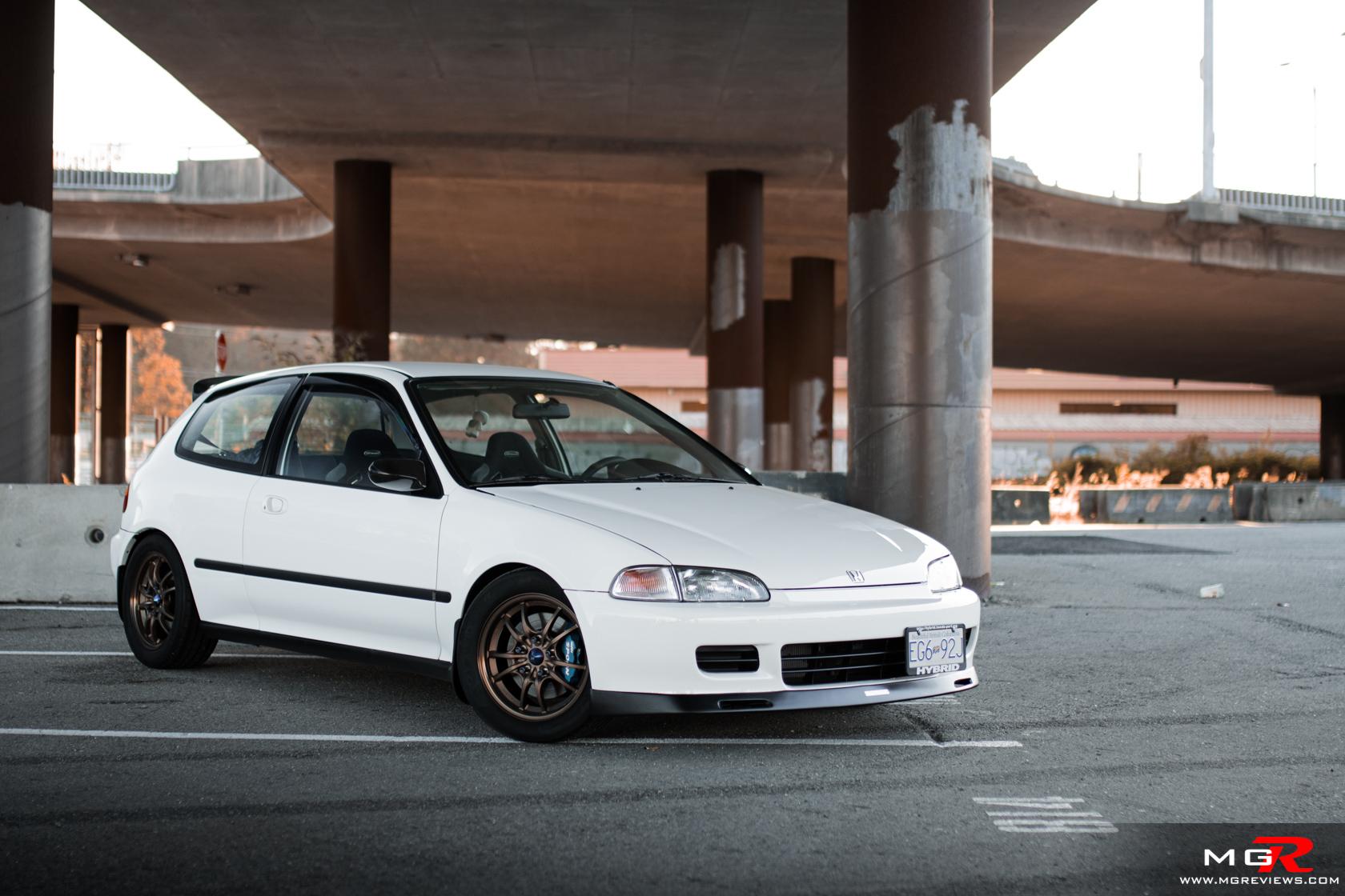 1993 Honda Civic Modified