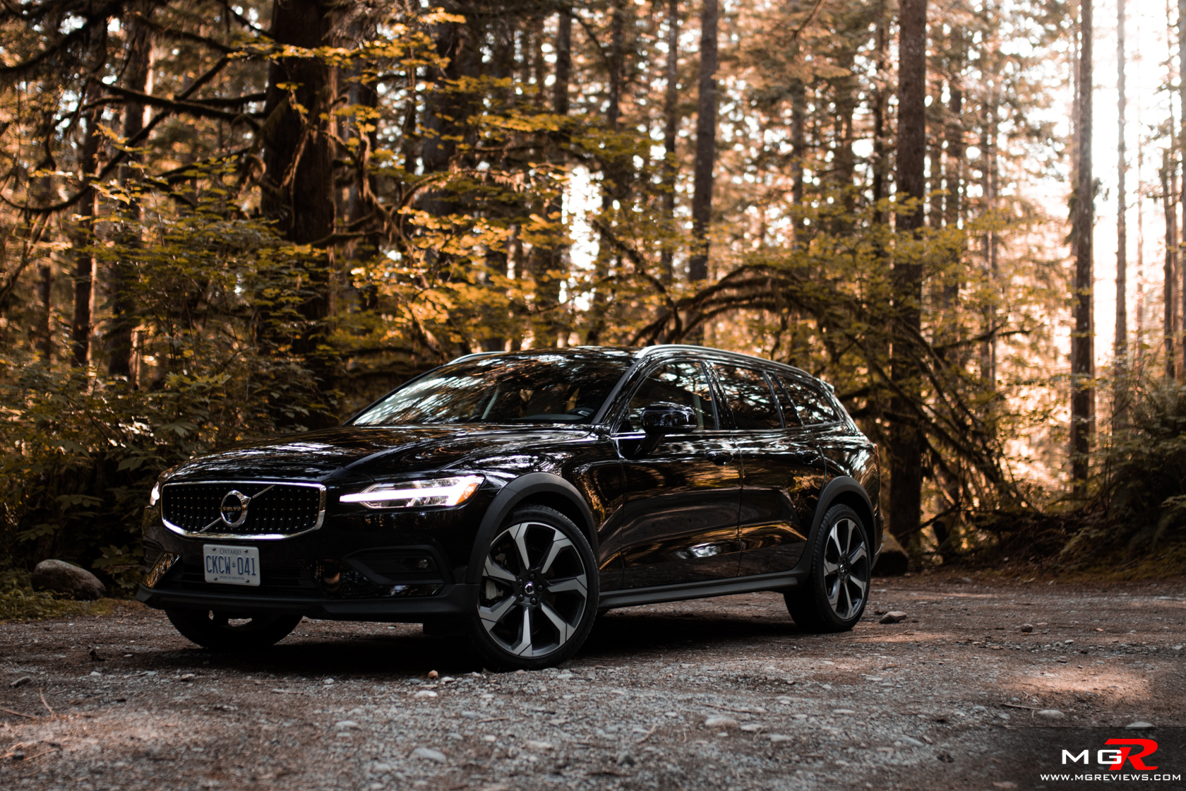 2020 Volvo V60 T5 Cross Country