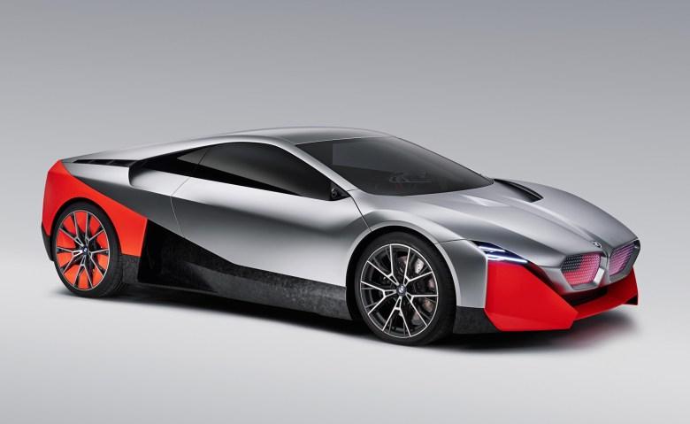 BMW Vision Next Concept