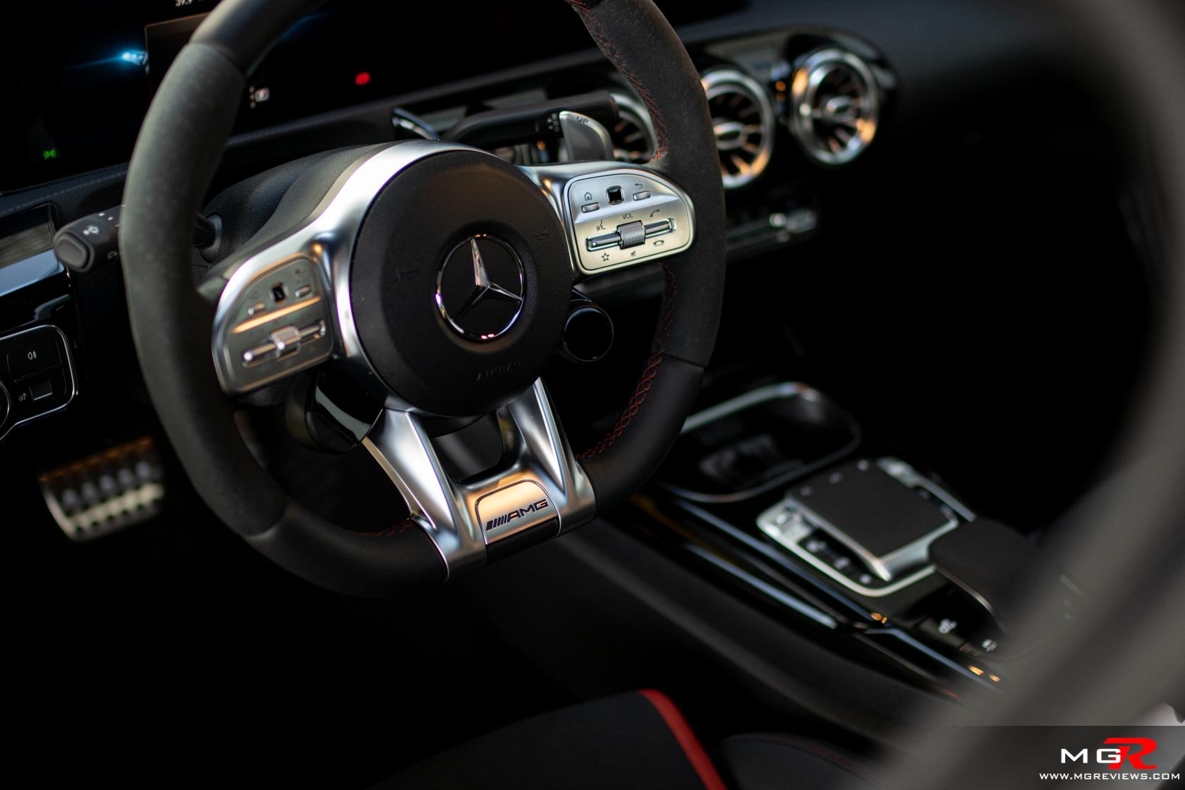 2020 Mercedes-Benz CLA 45 AMG