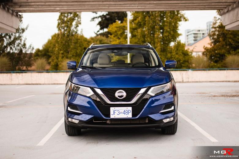 2020 Nissan Qashqai - Rogue Sport